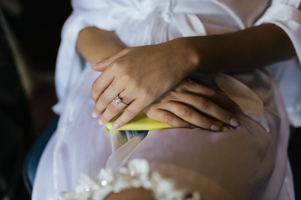 Foto di matrimonio al castello di Valenzano in Toscana 9