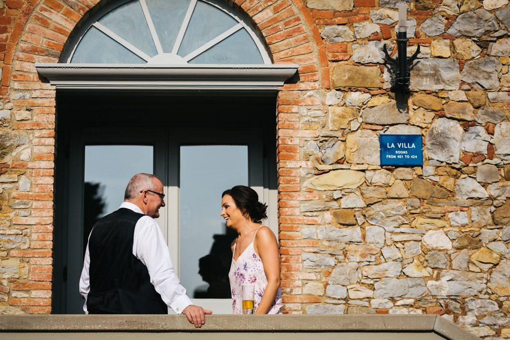Fotografo di matrimonio a Siena Relais Borgo Scopeto 27
