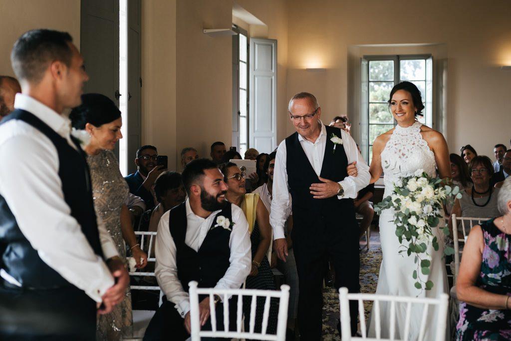 Fotografo di matrimonio a Siena Relais Borgo Scopeto 37