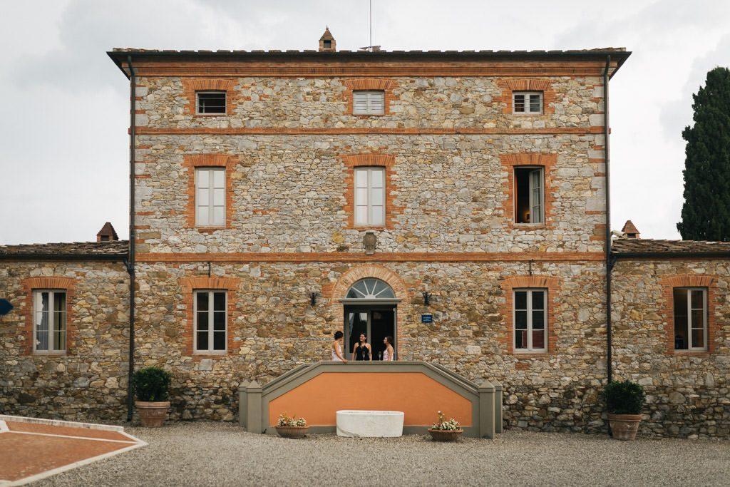 Fotografo di matrimonio a Siena Relais Borgo Scopeto 4