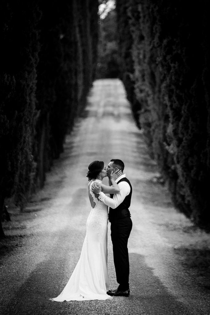 Fotografo di matrimonio a Siena Relais Borgo Scopeto