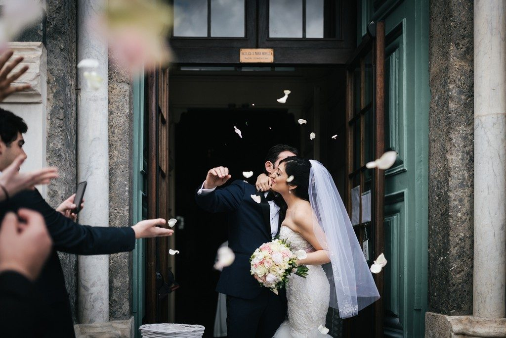 wedding photographer in Florence at Palazzo Borghese 34