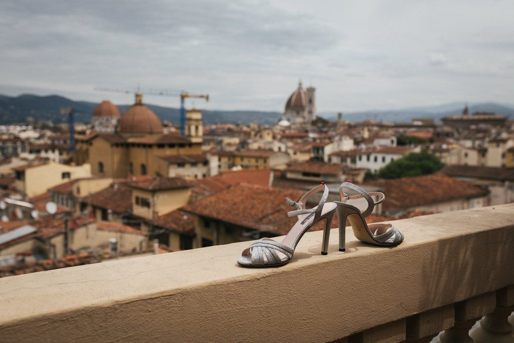 wedding photographer in Florence at Palazzo Borghese 4