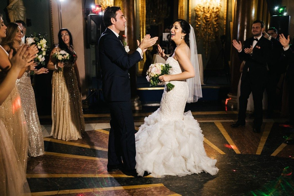 wedding photographer in Florence at Palazzo Borghese 43