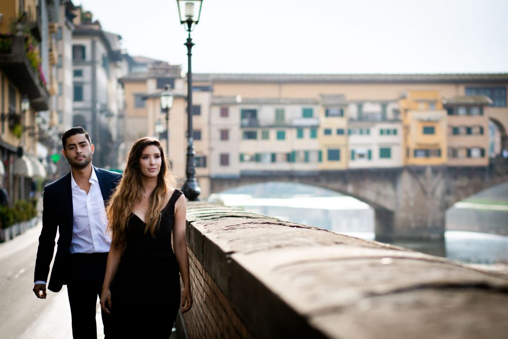 Pre Wedding Photographer in Florence - Laura Barbera Photography