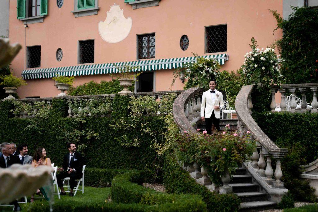 Fotografie di matrimonio a Il Borro 122
