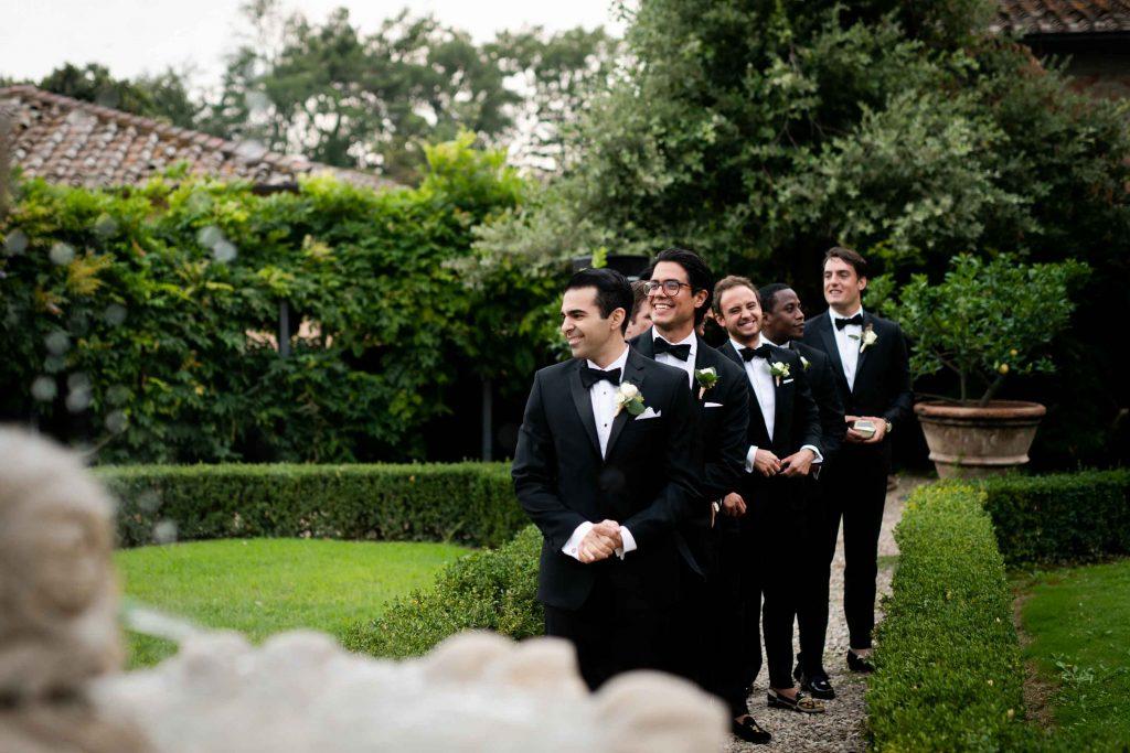 Fotografie di matrimonio a Il Borro 123