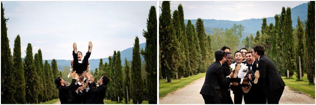 Fotografie di matrimonio a Il Borro 61