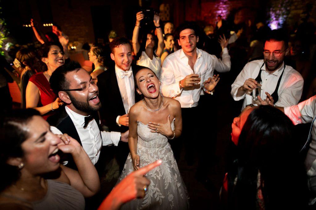 Fotografie di matrimonio a Firenze