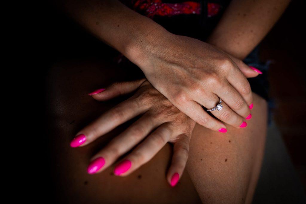Matrimonio intimo in val dorcia 138