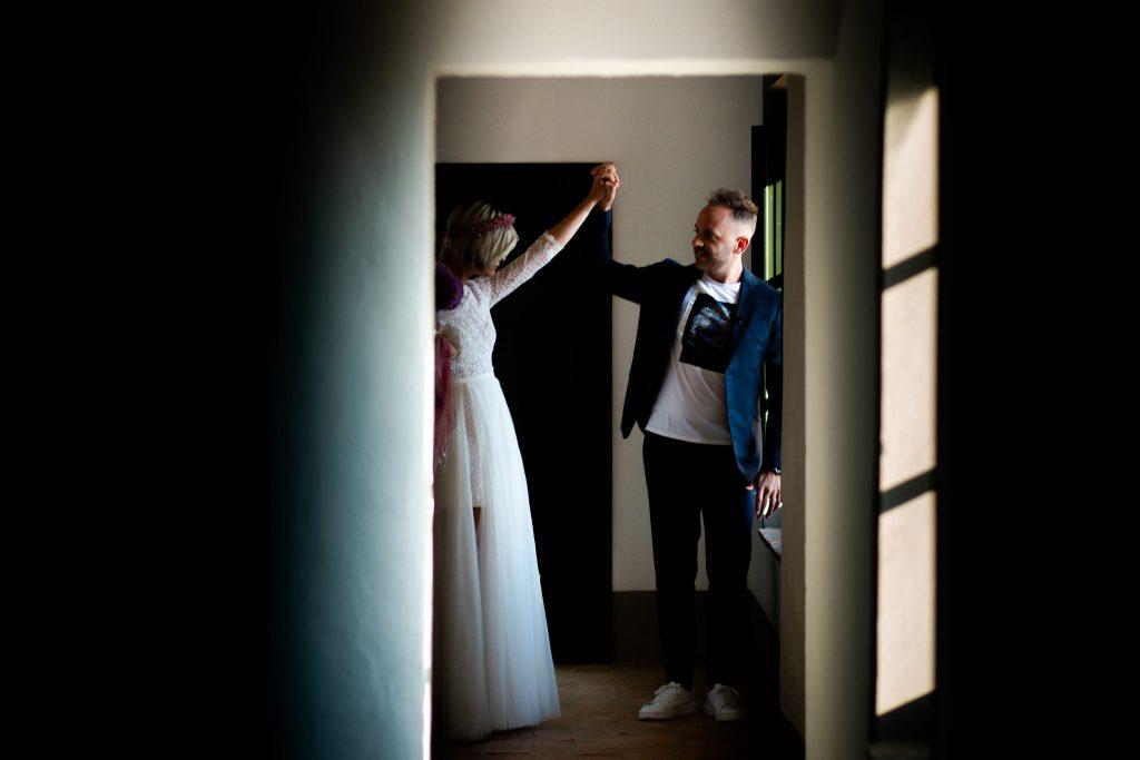 Matrimonio intimo in val dorcia 173