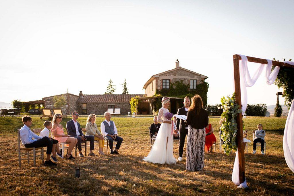 Matrimonio intimo in val dorcia 190