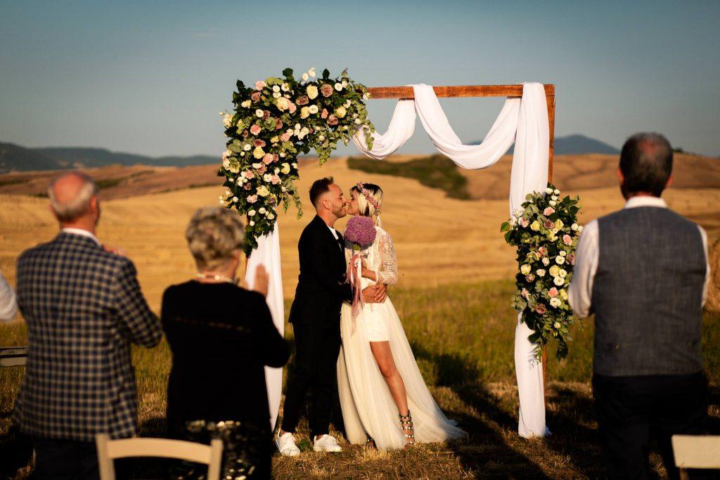 Matrimonio intimo in val dorcia 198