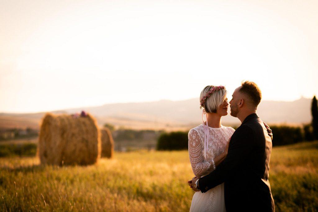 Matrimonio intimo in val dorcia 202