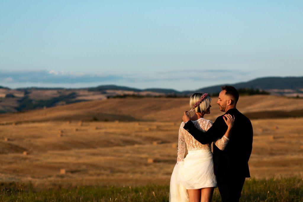 Matrimonio intimo in val dorcia 212