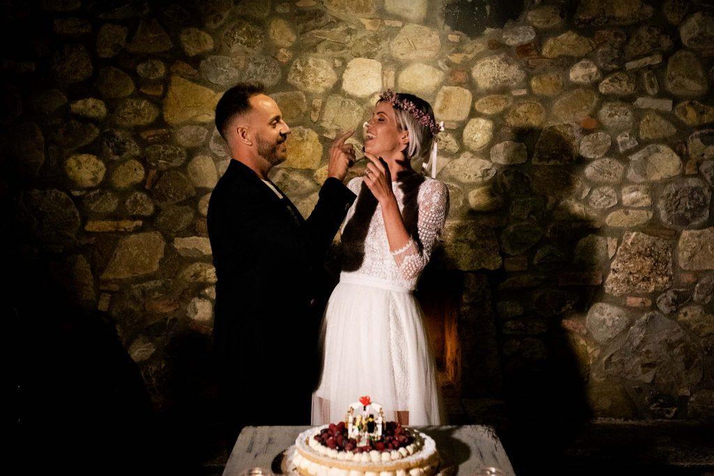 Matrimonio intimo in val dorcia 226