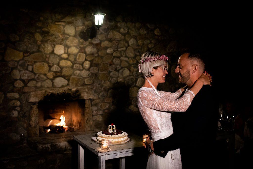 Matrimonio intimo in val dorcia 228