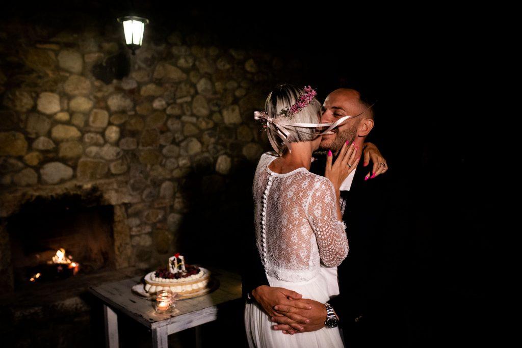 Matrimonio intimo in val dorcia 230