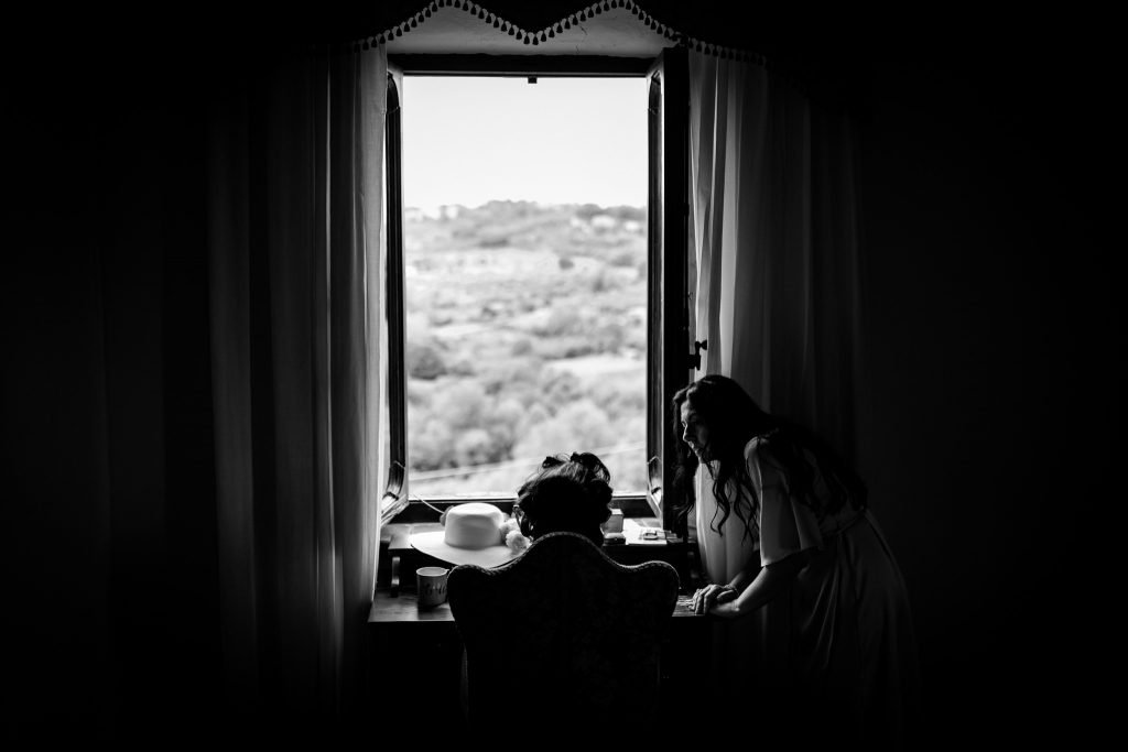 Wedding photographer in Montepulciano - Laura Barbera