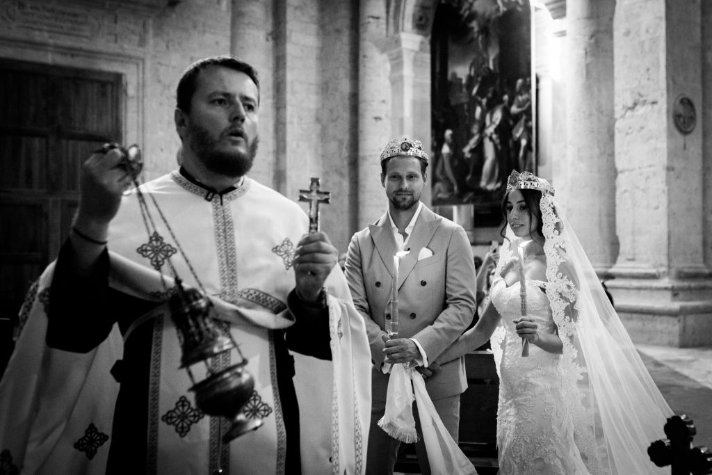 Wedding photographer in Montepulciano