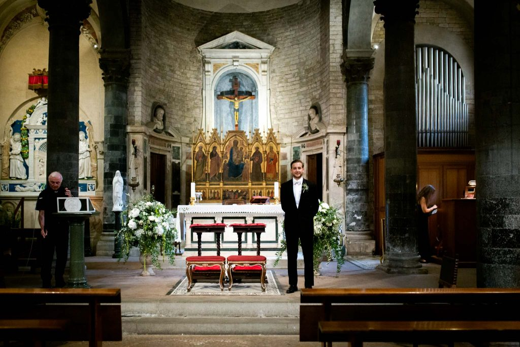 Laura Barbera: Wedding Photos in Florence