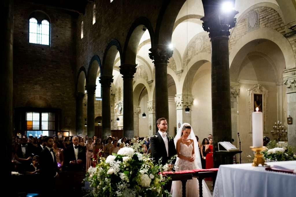 Wedding photos in Florence
