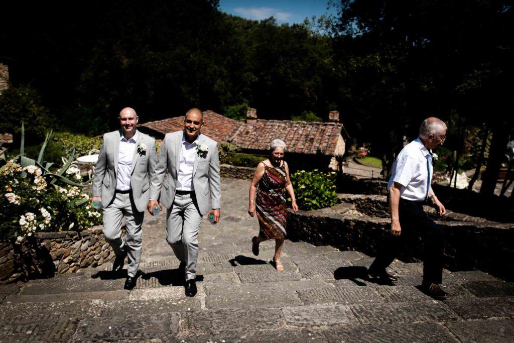 Fotografie di matrimonio in Toscana 192
