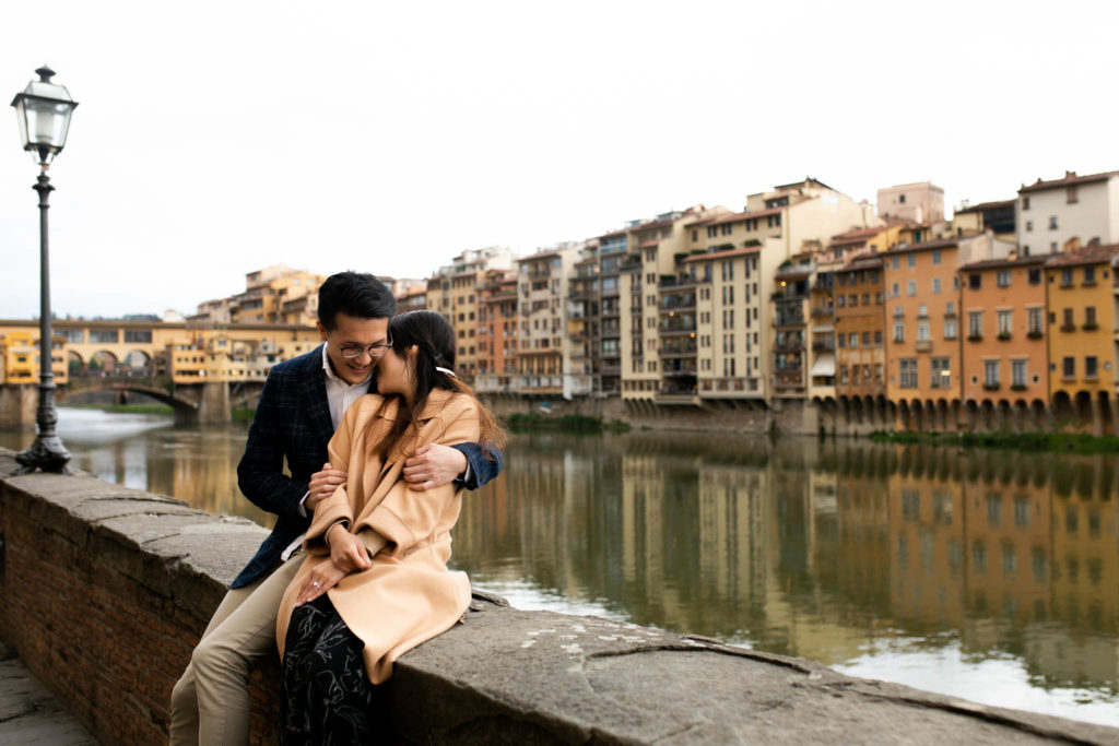Engagement Photographer Florence - Laura Barbera