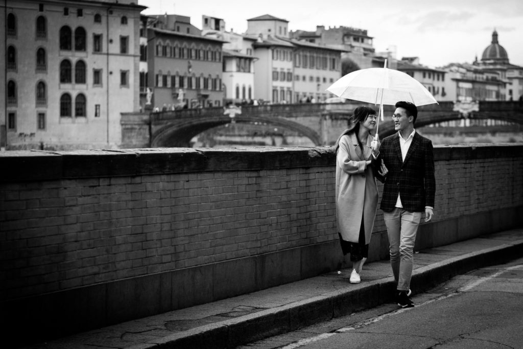 Engagement Photographer Florence - Laura Barbera Photography
