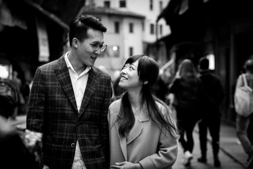 Laura Barbera: Engagement Photographer Florence