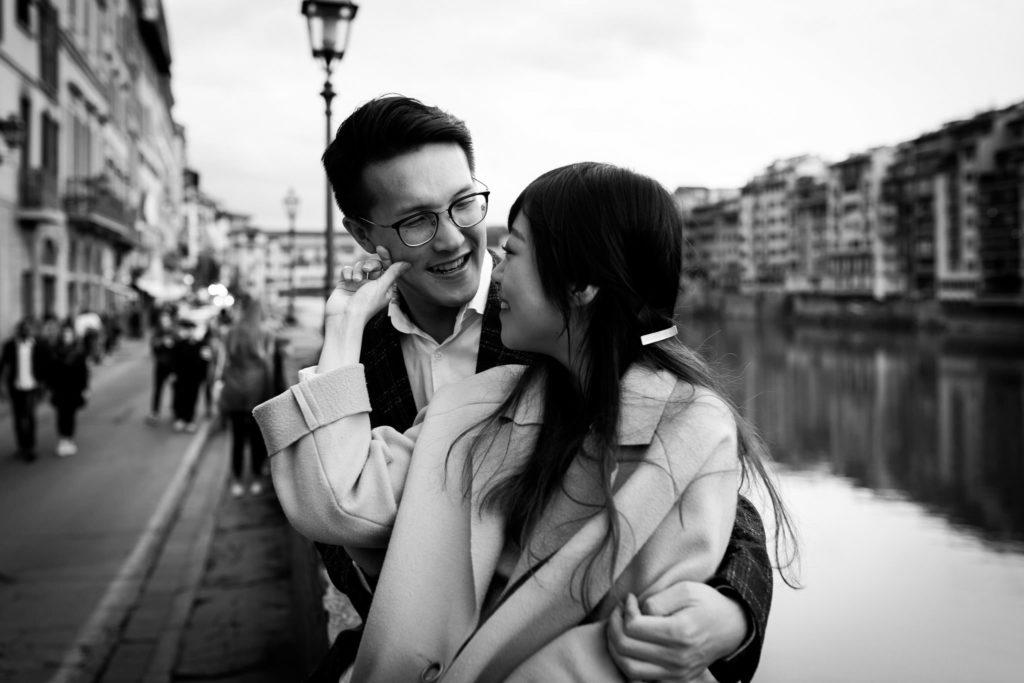foto di fidanzamento a firenze 353