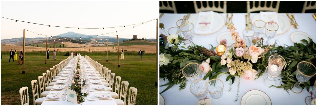 Foto di matrimonio Dimora Buonriposo in Val dOrcia 110