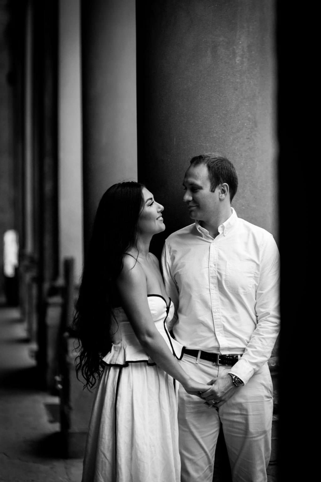 Fotografie dellanniversario di matrimonio a Firenze 14