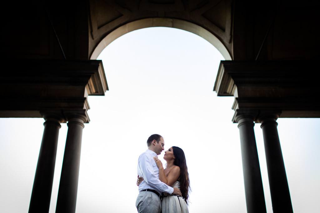 Fotografie dellanniversario di matrimonio a Firenze 15