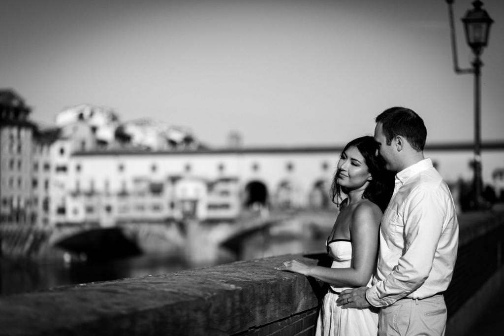 Fotografie dellanniversario di matrimonio a Firenze 16