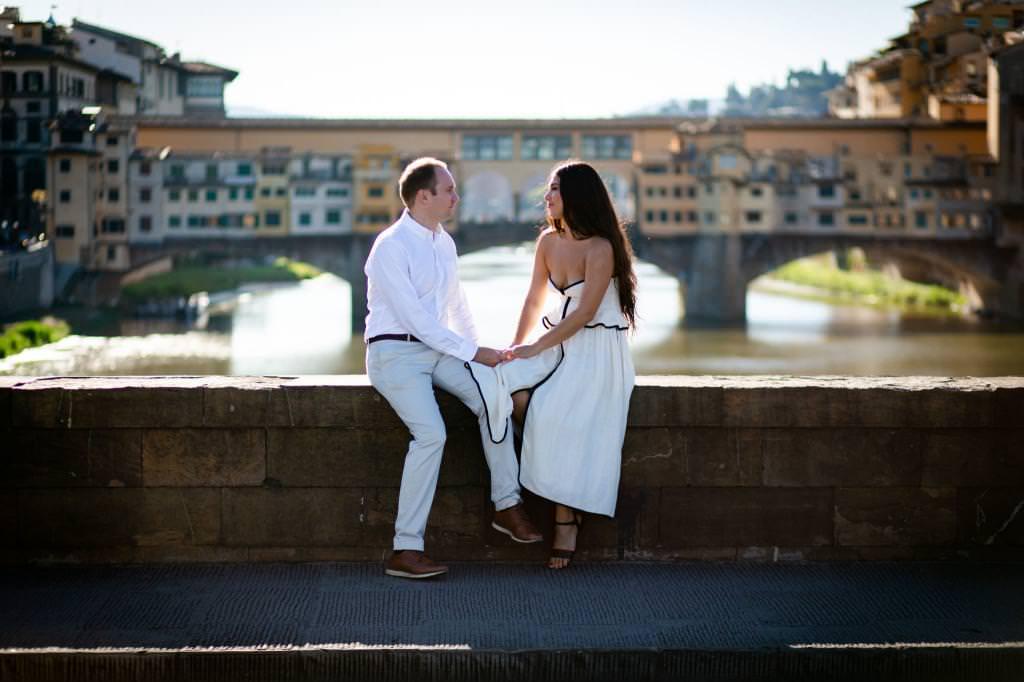 Fotografie dellanniversario di matrimonio a Firenze 24