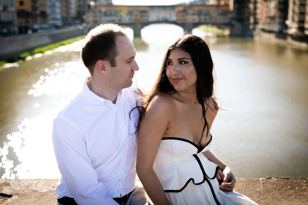Fotografie dellanniversario di matrimonio a Firenze 26