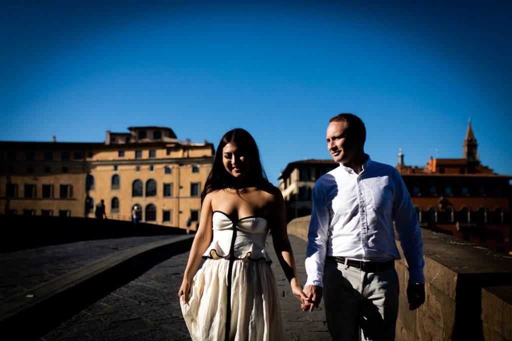 Fotografie dellanniversario di matrimonio a Firenze 28