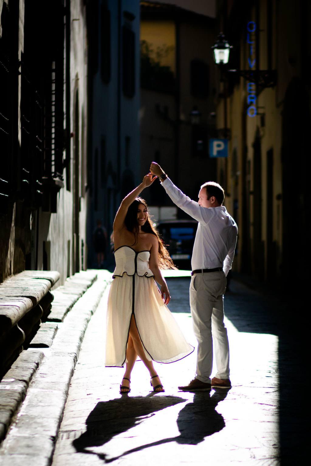 Fotografie dellanniversario di matrimonio a Firenze 29