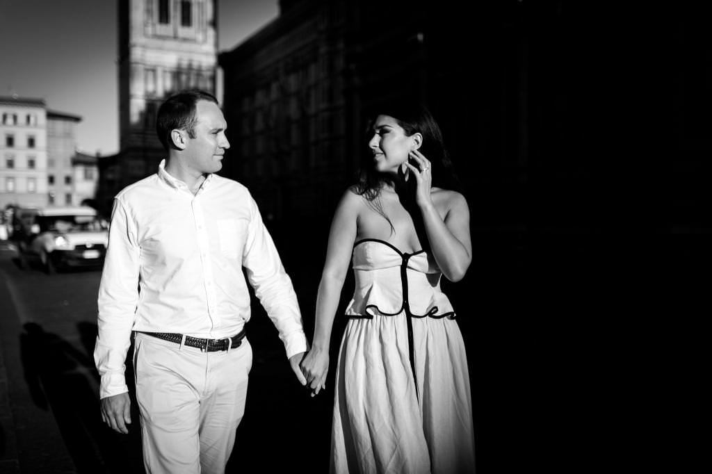 Fotografie dellanniversario di matrimonio a Firenze 4