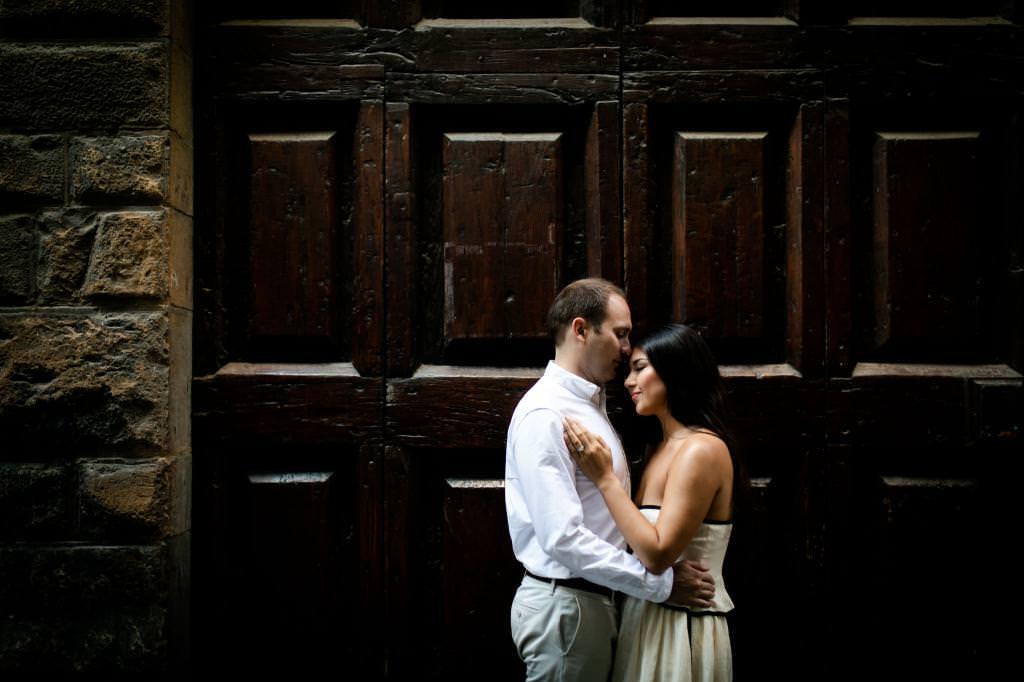 Fotografie dellanniversario di matrimonio a Firenze 5