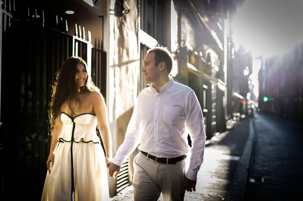 Fotografie dellanniversario di matrimonio a Firenze 6