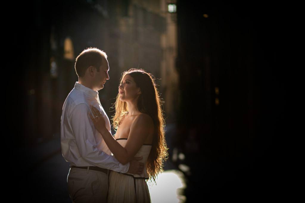Fotografie dellanniversario di matrimonio a Firenze 9
