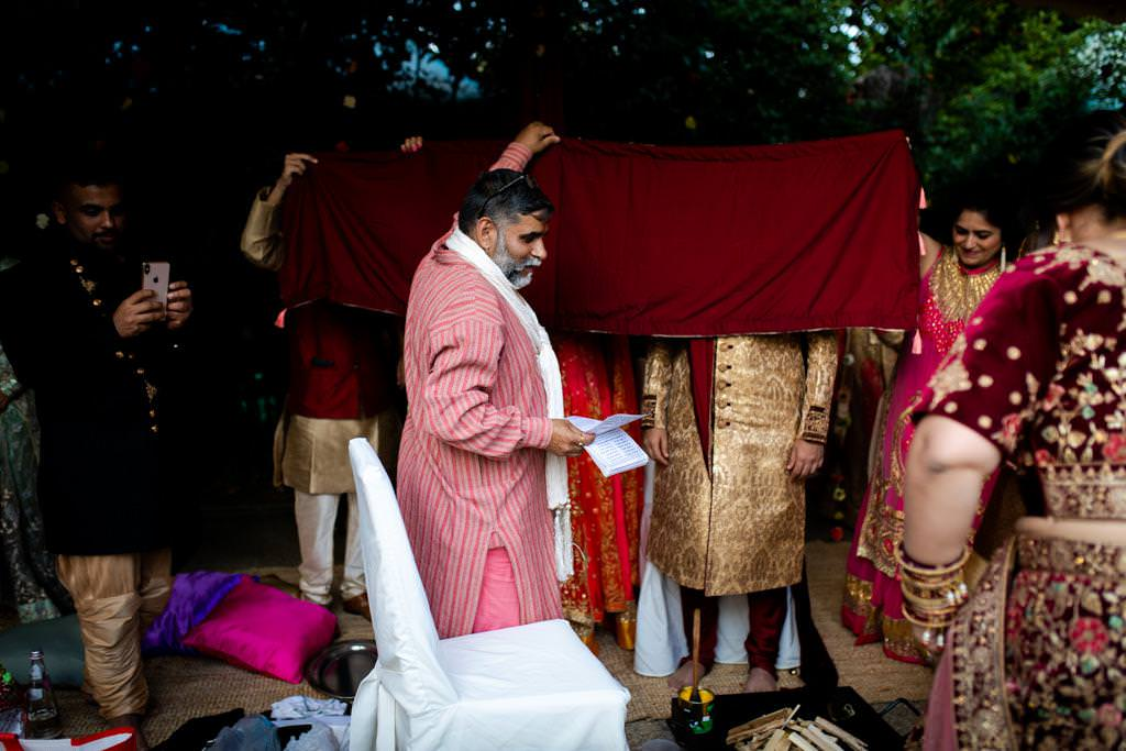 Laura Barbera Photography: Indian Wedding In Florence at Villa Le Piazzole