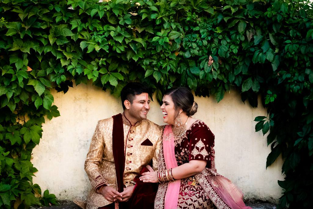 Indian wedding at Villa le Piazzole in Florence