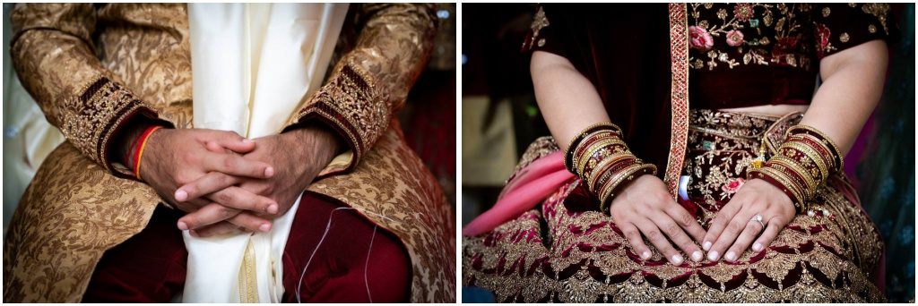 Laura Barbera Photography -  Indian Wedding In Florence at Villa Le Piazzole