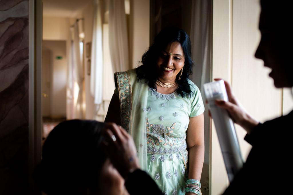 Matrimonio indiano a Villa le Piazzole a Firenze 19