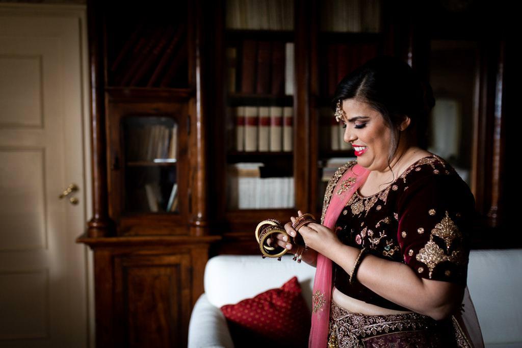 firenze matrimonio indiano