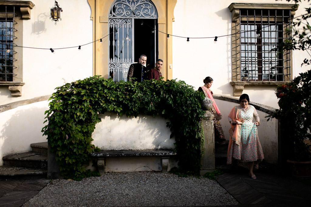Matrimonio indiano a Villa le Piazzole a Firenze 26