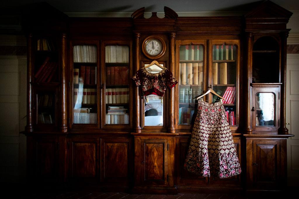 Matrimonio indiano a Villa le Piazzole a Firenze 3